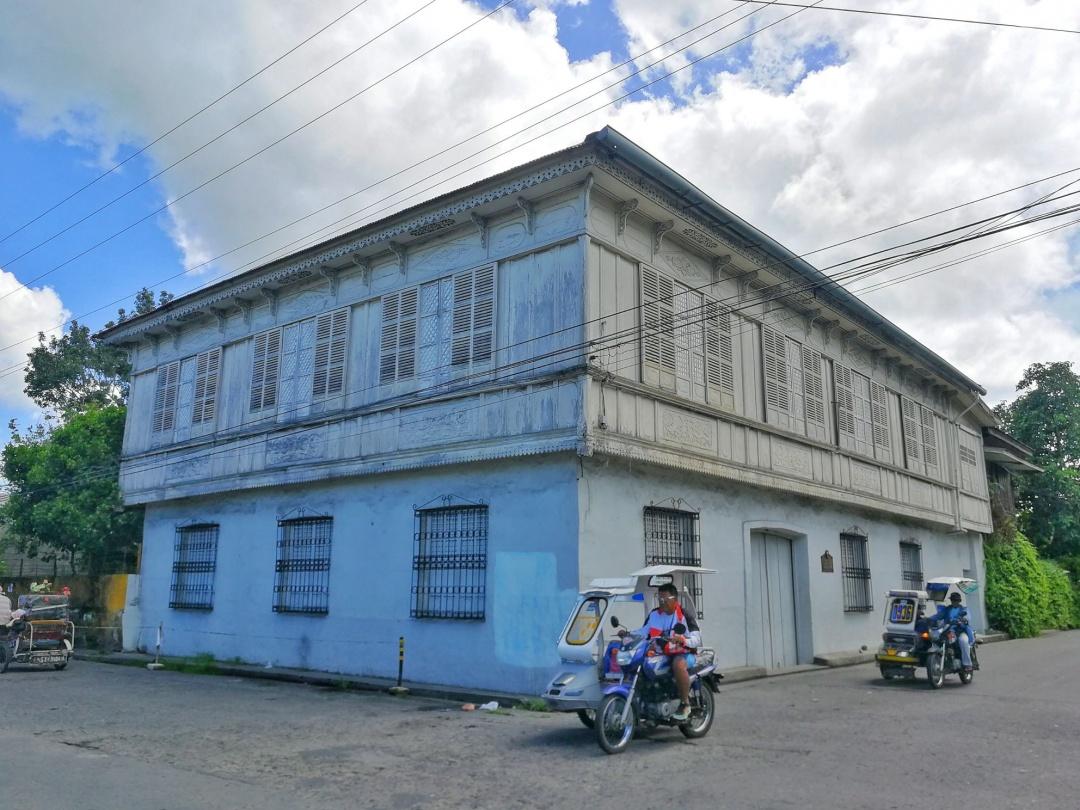 Vicente Conlu Montelibano Heritage House
