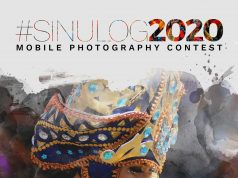 Sinulog Festival Mobile Photography Contest