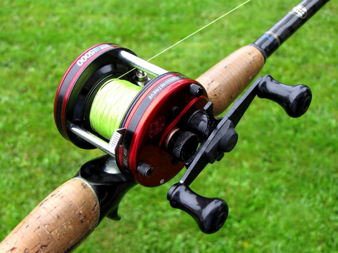 How to Choose a Baitcaster Reel?
