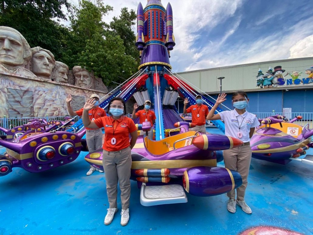 "ANJO WORLD Reopens, Adapts the ""New Normal"" in Amusement Tourism"
