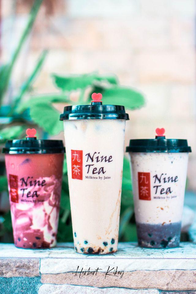 Nine Tea COnsolacion