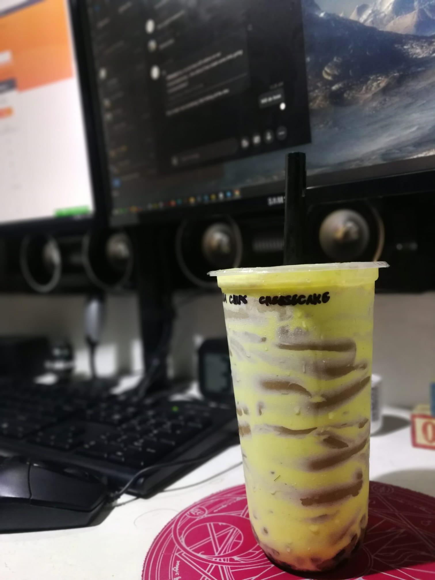 Milk Tea - FaceTea