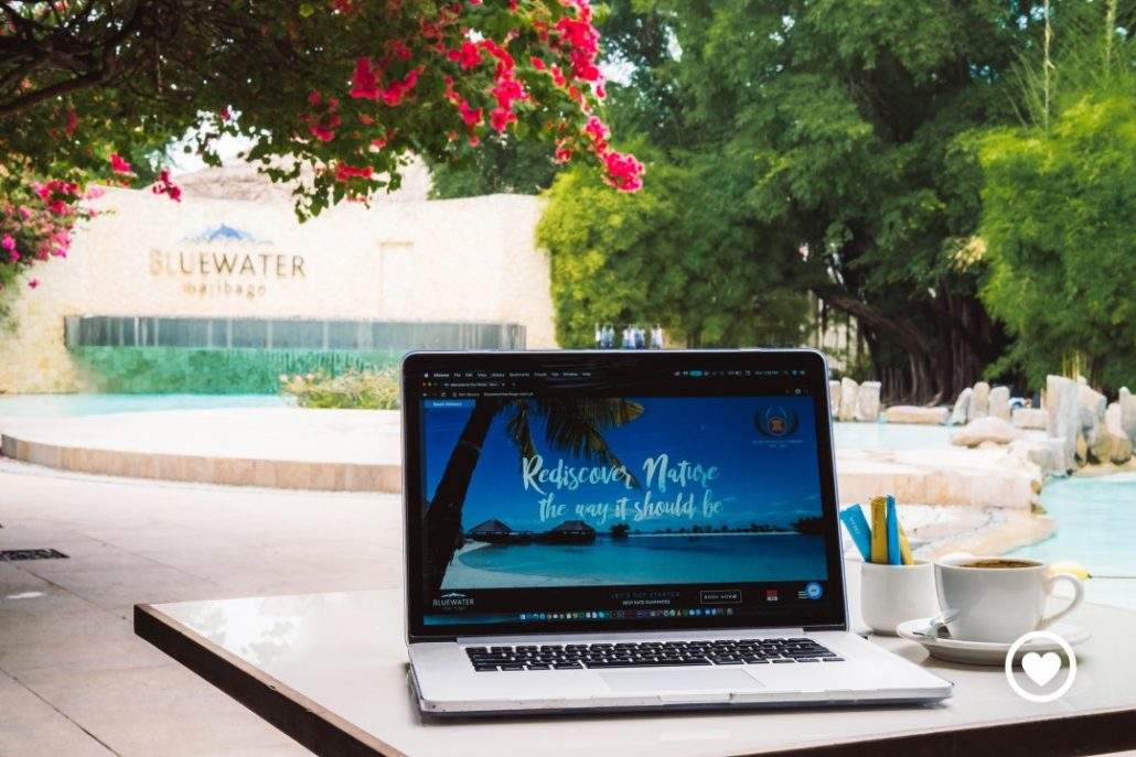 Work + Study + Play at Bluewater Resorts