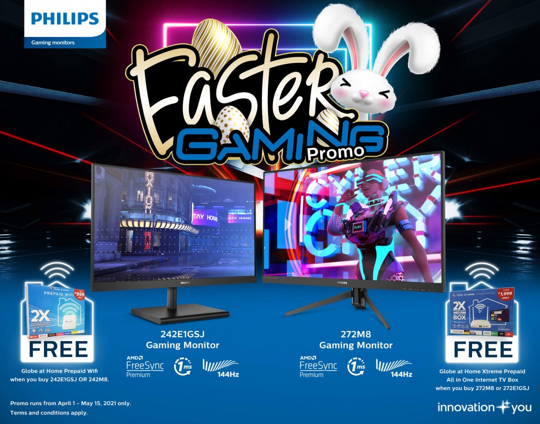 Philips-Easter-Gaming-Promo Half Size (1)