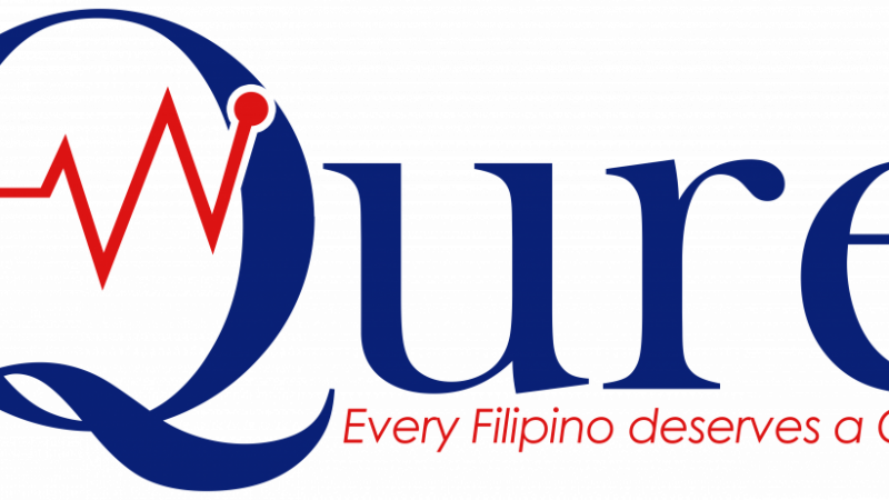 QURE- Teleconsultation and Wellness:  Made by Filipinos for the Filipinos
